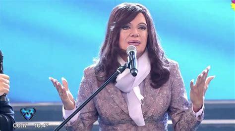 Cristina Fernandez de Kirchner Apertura 2017 Showmatch ...