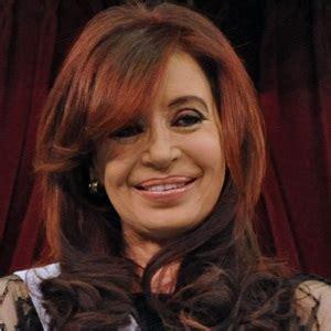 Cristina Fernandez de Kirchner Biography, Age, Height ...