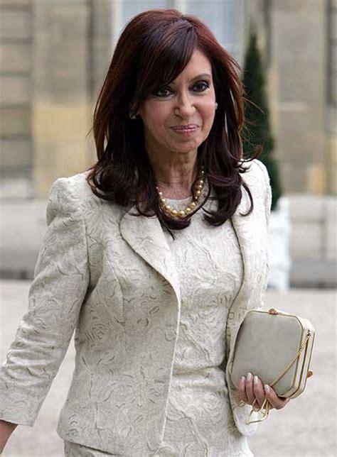 Cristina Fernandez de Kirchner Biography and Photos ...