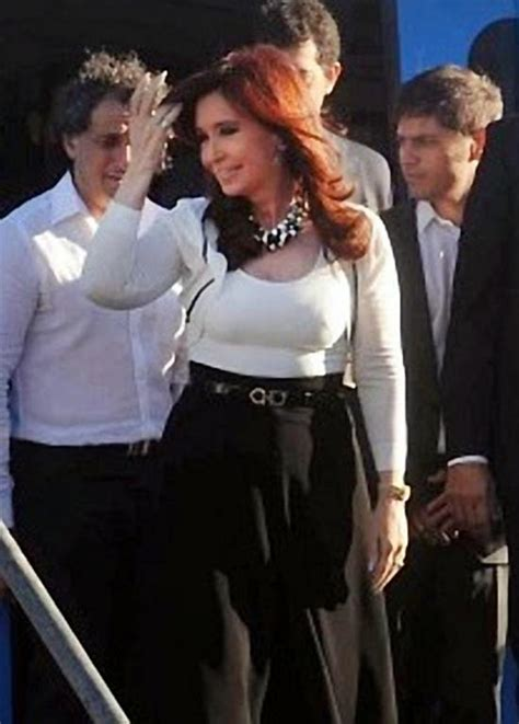 Cristina Fernandez de Kirchner: CFK la presidenta mas sexy