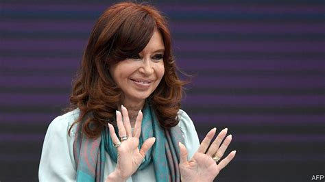 Cristina Fernández de Kirchner decides she wants to be ...