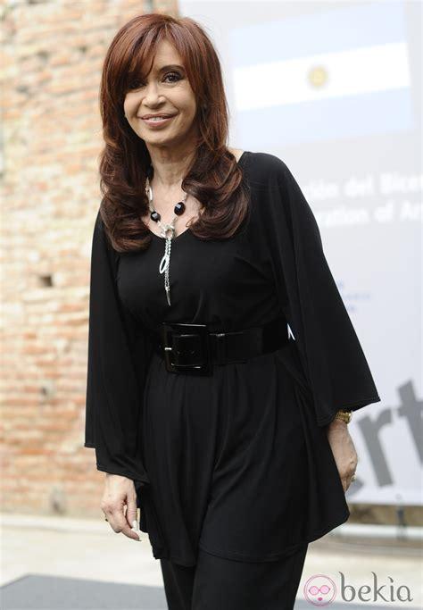 Cristina Fernández de Kirchner: Fotos en Bekia