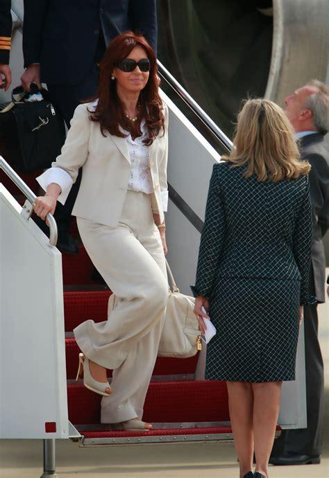 Cristina Fernandez de Kirchner in World Leaders Gather For ...