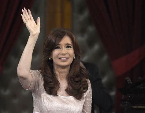 Cristina Fernandez de Kirchner | International women s day ...