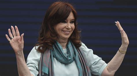 Cristina Fernandez de Kirchner is making a political ...