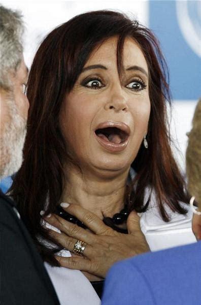 Cristina Fernández de Kirchner, la presidenta del 'Botox ...