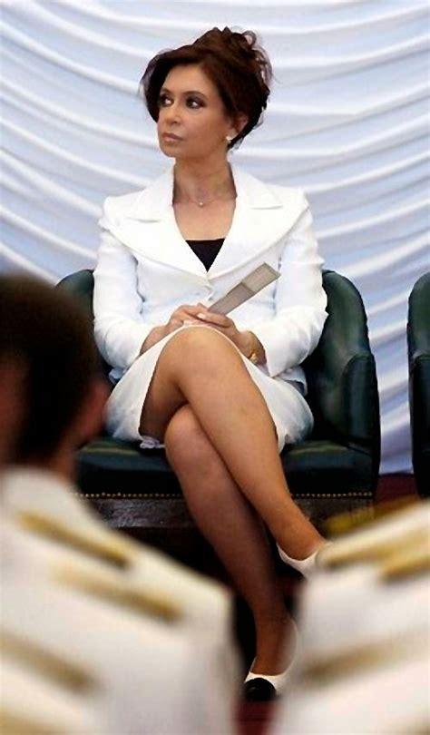 Cristina Fernandez de Kirchner: Las piernas de Cristina