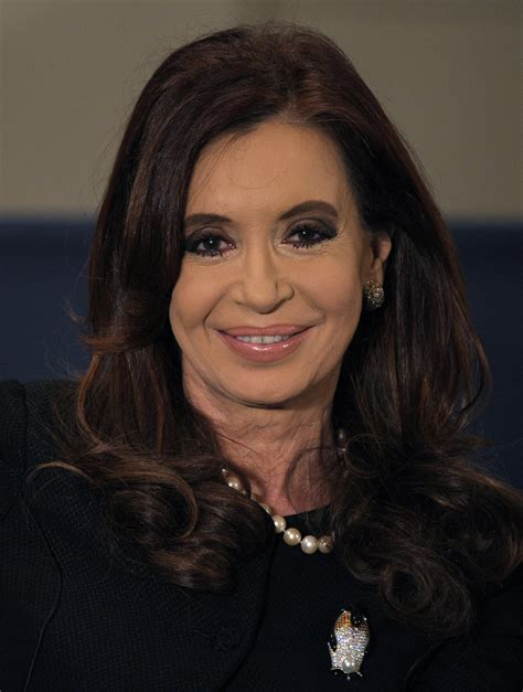 Cristina Fernández de Kirchner | Meet the Women Who Rule ...