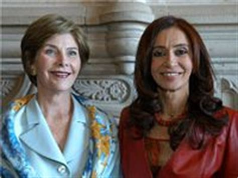 Cristina Fernández de Kirchner   New World Encyclopedia