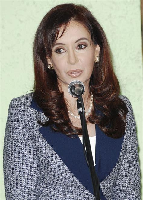 Cristina Fernández de Kirchner | Photo | Who2