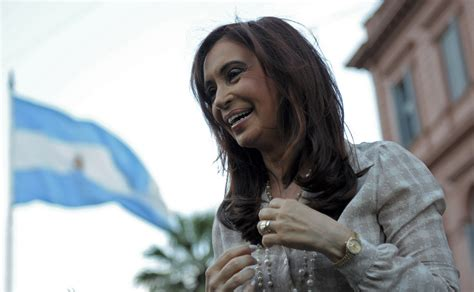 Cristina Fernandez de Kirchner Pictures and Photos