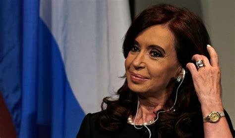 Cristina Fernández de Kirchner recibe dos títulos Honoris ...