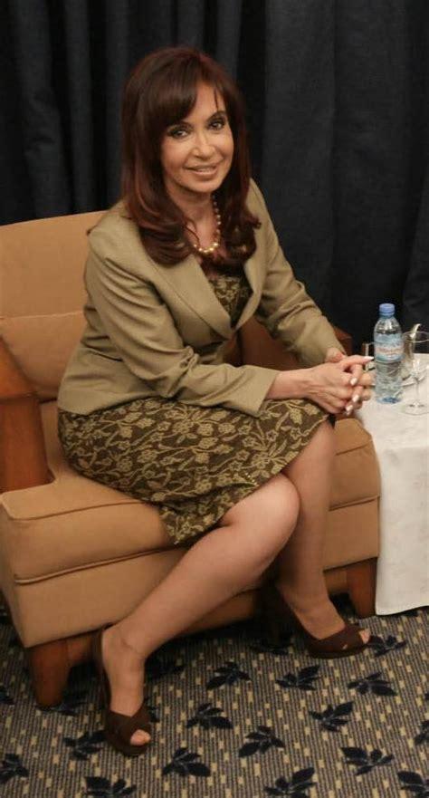 Cristina Fernández de Kirchner s Feet