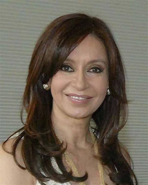 Cristina Fernández de Kirchner   Wikigender