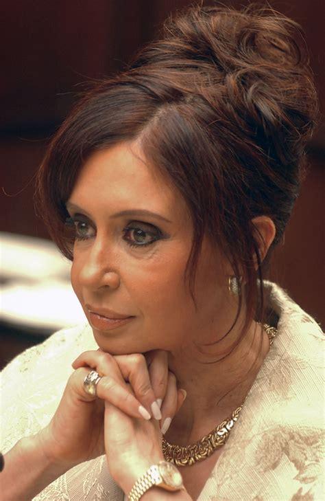 Cristina Fernández de Kirchner   Wikiwand