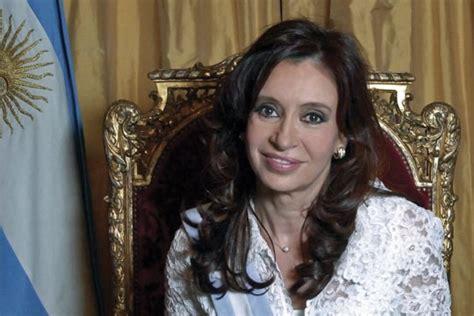 Cristina Fernández de Kirchner   World Telecommunication ...