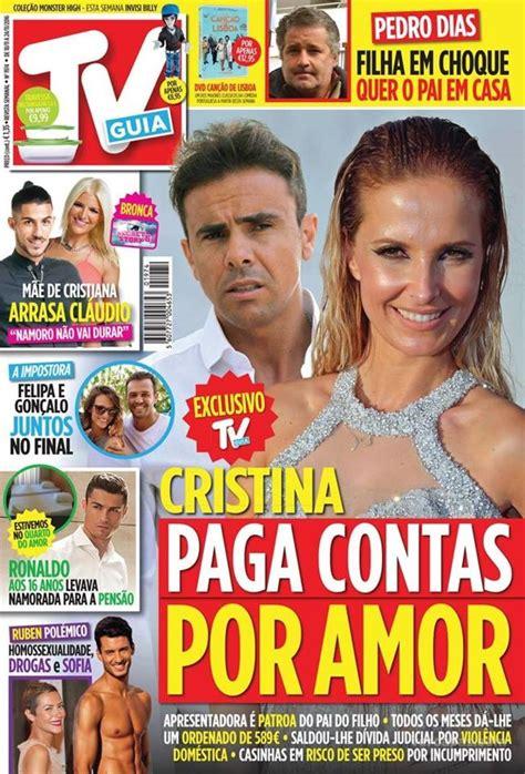 Cristina Ferreira emociona se e volta a insurgir se contra ...