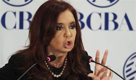 Cristina Kirchner BLOCKS Falkland Islanders on Twitter ...