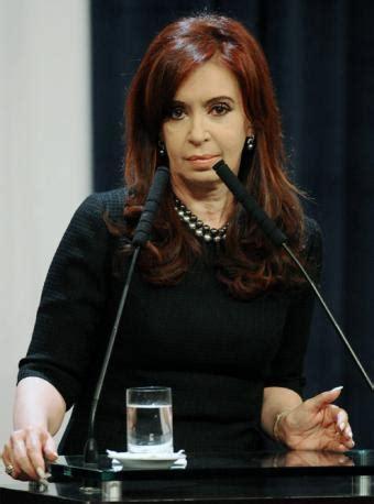 Cristina Kirchner declara hoy ante la Justicia como ...