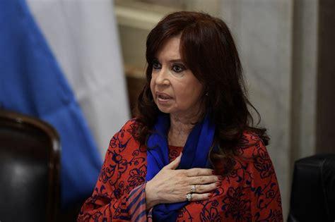 Cristina Kirchner demanda a Google por asociar su nombre ...