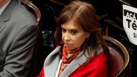 Cristina Kirchner devant le juge   RFI