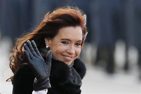 Cristina Kirchner en Rusia. | Cristina Fernandez de Kirchner