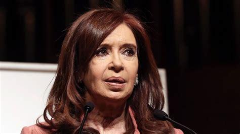 Cristina Kirchner imputada por corrupción por octava vez