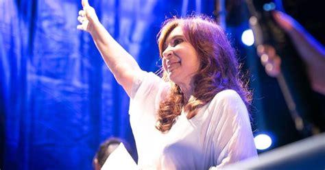 Cristina Kirchner:  La gente no vota presidentes para que ...