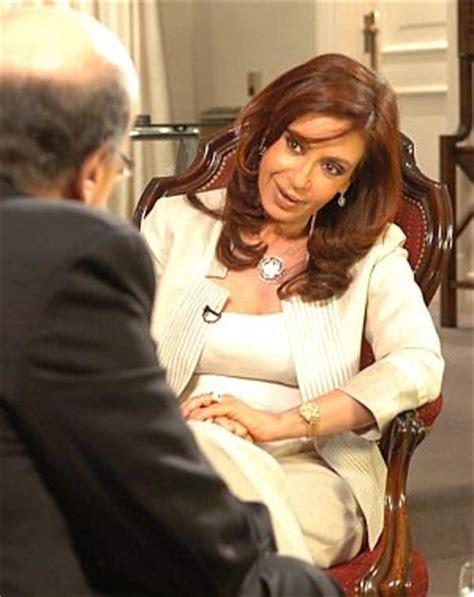 Cristina Kirchner:  No estaría mal que Hillary Clinton sea ...