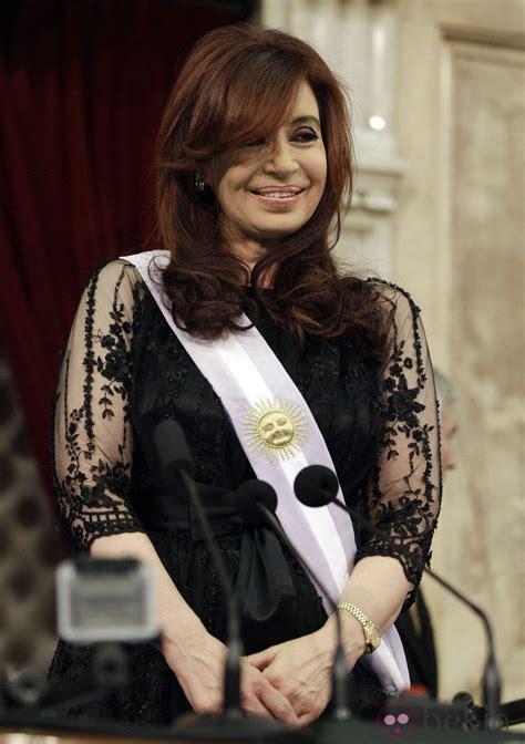 Cristina Kirchner nombrada presidenta de Argentina: Fotos ...