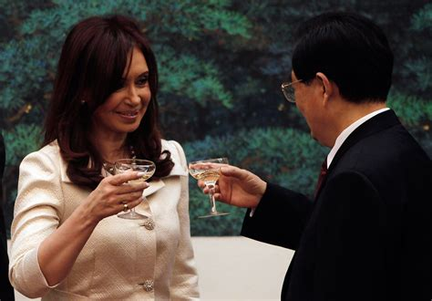 Cristina Kirchner Photos Photos   Argentina s President ...