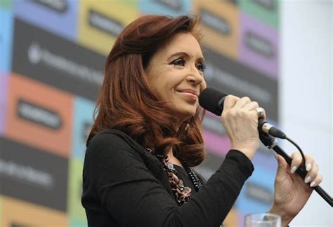 Cristina Kirchner s quotes, famous and not much   Sualci ...