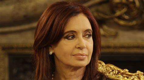 """Cristina Kirchner: """"Si es tan pesada la herencia, que la ..."""
