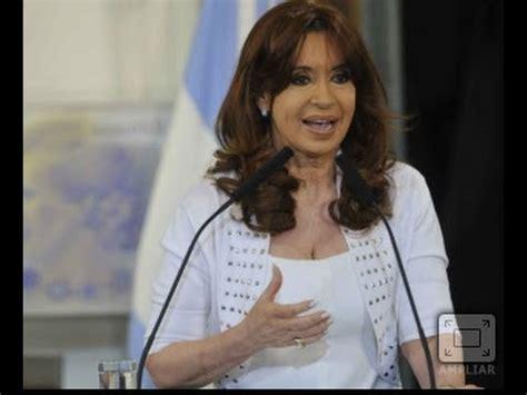 Cristina Kirchner,busca superar un récord   YouTube