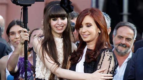 Cristina pidio que no detengan a su hija Florencia ...
