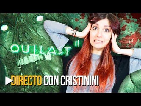 CRISTININI en OUTLAST 2 | GAMEPLAY en ESPAÑOL ...