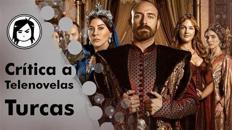 Crítica a telenovelas turcas | OPINIÓN   YouTube