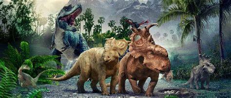 Crítica Caminando entre Dinosaurios, documental de ...