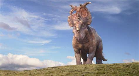 Crítica de  Caminando entre dinosaurios 3D  una película ...