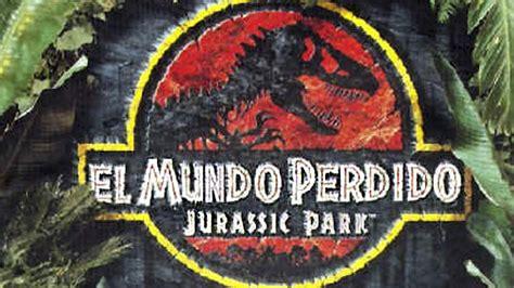 Crítica de El mundo perdido  Jurassic Park II ...