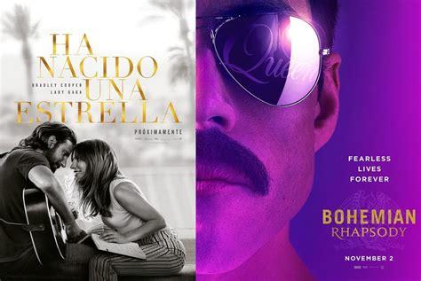 Crítica de Ha Nacido Una Estrella y Bohemian Rhapsody ...