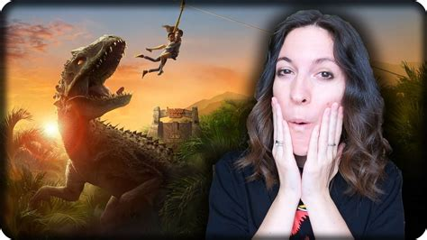 Crítica   Serie de Netflix  Jurassic World: Campamento ...