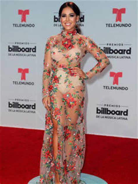 Critican vestido transparente de Danna Paola – El Heraldo ...