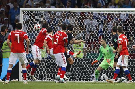 Croacia deja fuera al anfitrión en el Mundial | Periódico ...