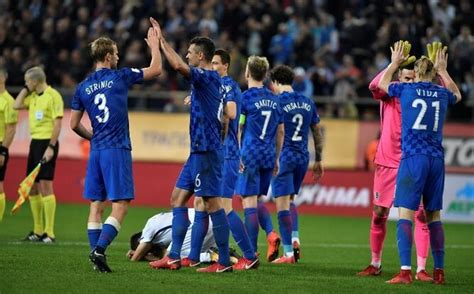 Croacia empata en Grecia y saca el billete para Rusia 2018