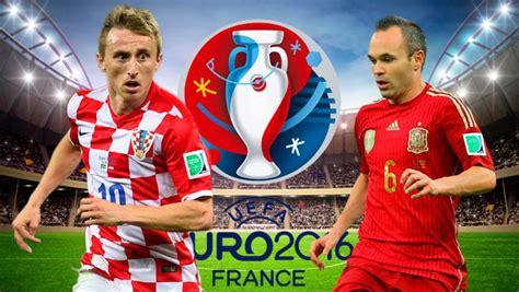 Croacia   España online y en directo | Tecnología ...