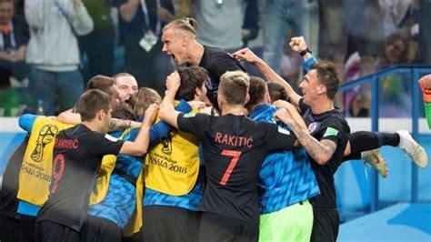 Croacia vence a Dinamarca y se une a los ocho mejores ...