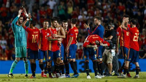 Croacia vs España: Alineación de España ante Croacia ...