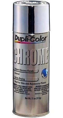 Cromo En Aerosol Pintura Duplicolor Cromo Pintura ...
