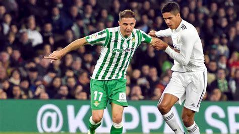 Crónica   Real Betis Balompié 1 Real Madrid CF 2: La ley ...